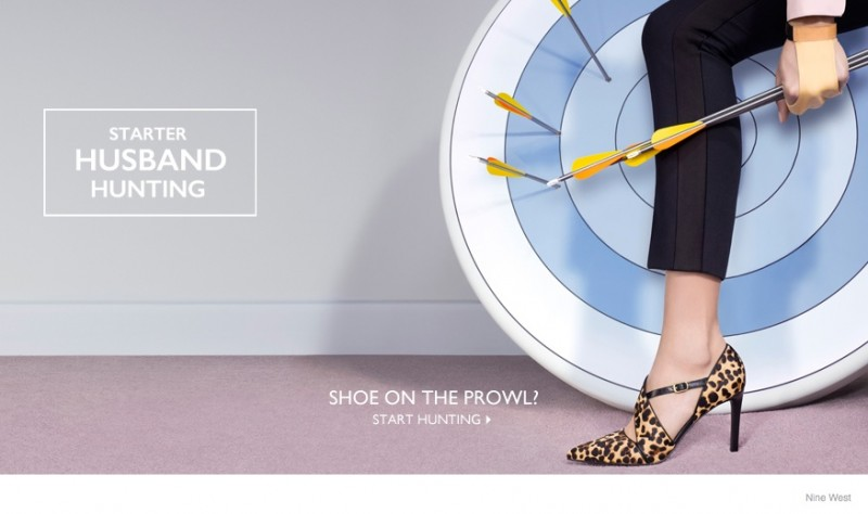 "Nine West's New Campaign Stirs Controversy with ""Offensive"" Tagline"