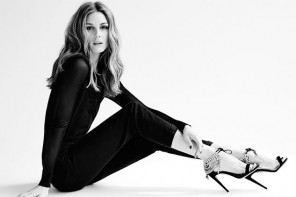 The Olivia Palermo x Aquazzura Shoe Collection Has Arrived