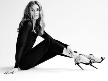 The Olivia Palermo x Aquazzura Shoe Collection Has Arrived