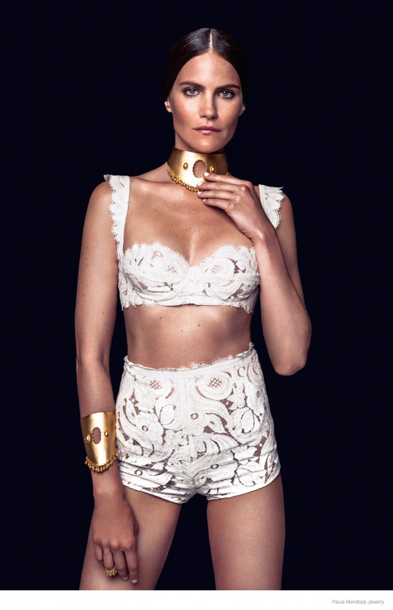 paula mendoza jewelry 2015 spring collection09 774x1200 Missy Rayder Shines in Paula Mendozas Spring/Summer 2015 Jewelry Collection