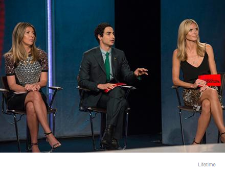 pr judges ep36 Houston, We Have a Problem: Project Runway Season 13, Episode 3 Recap