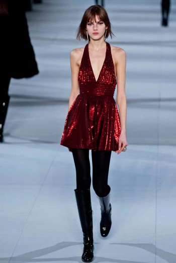Cathy Horyn Praises Hedi Slimane 2 Years After Public Fallout