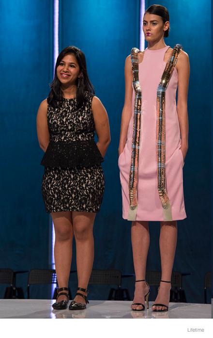 sandhya top9 Houston, We Have a Problem: Project Runway Season 13, Episode 3 Recap