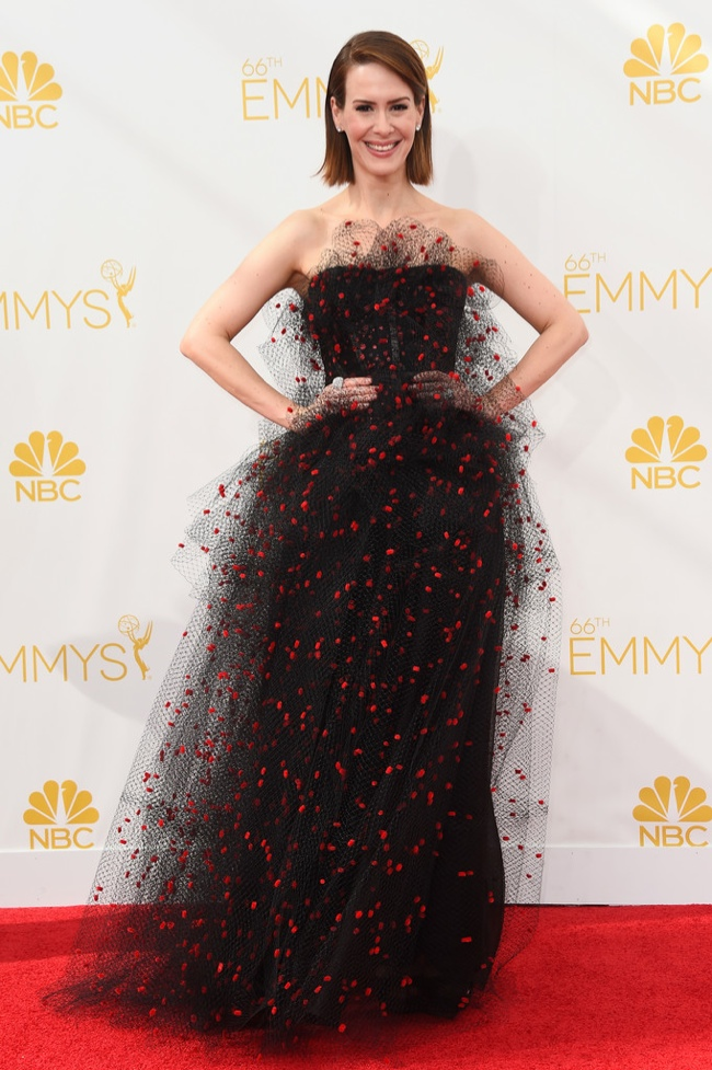 2014 Emmys Red Carpet Style Page 2 Fashion Gone Rogue