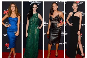 Jessica Alba, Eva Green + More at Sin City: A Dame to Kill LA Premiere