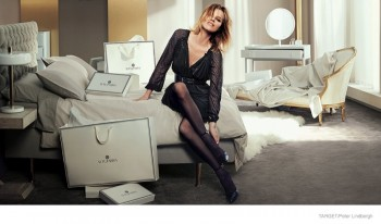 Eva Herzigova Stars in the Altuzarra for Target Campaign