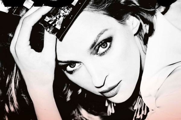 Uma Thurman by Ellen von Unwerth for VS. Magazine F/W 2014 Cover