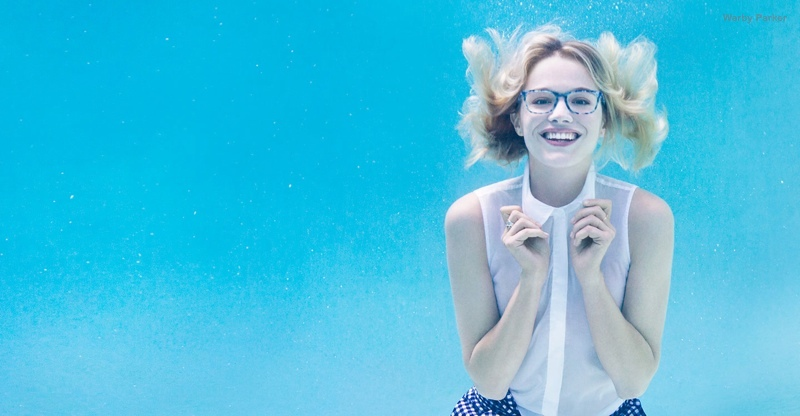 Warby Parker Goes Underwater for Waterway Glasses Collection