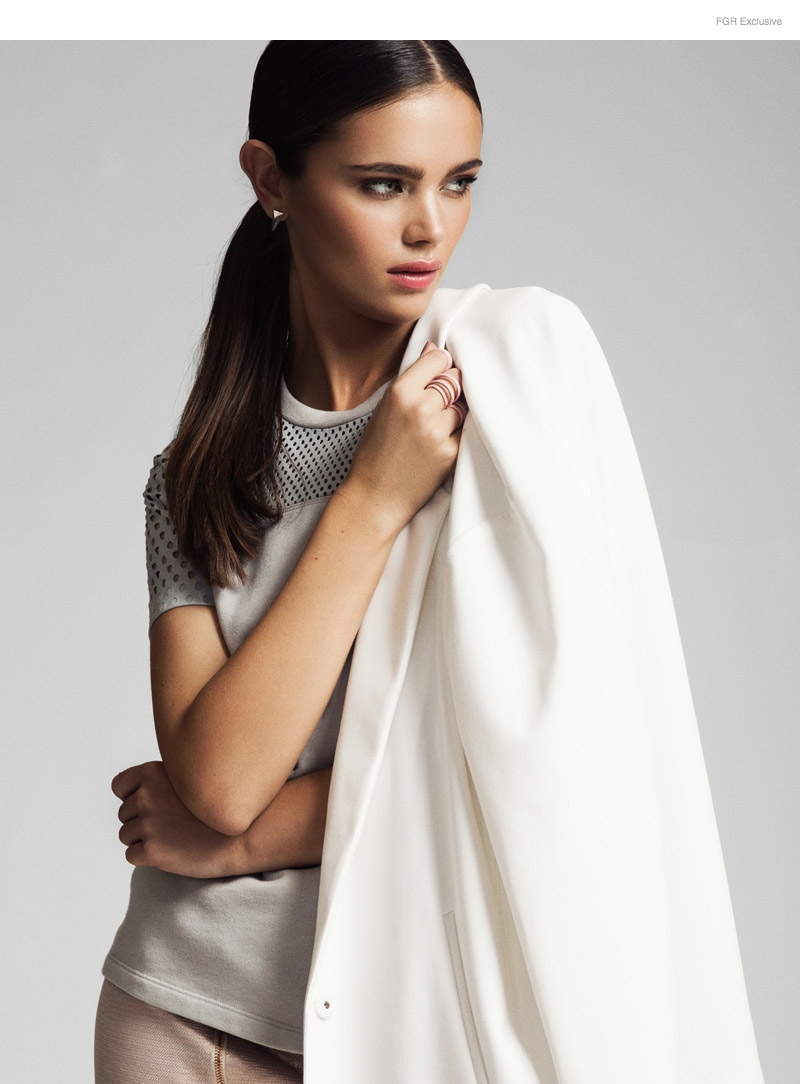 Jena Goldsack Matallana Shoot08 FGR Exclusive | Jena Goldstack by Matallana in Style & the City
