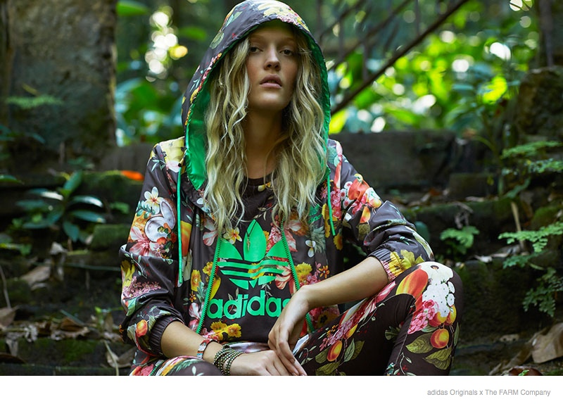 adidas originals farm company clothing 2014 01 adidas Originals & The Farm Company Brazil Collaborate for Winter 14