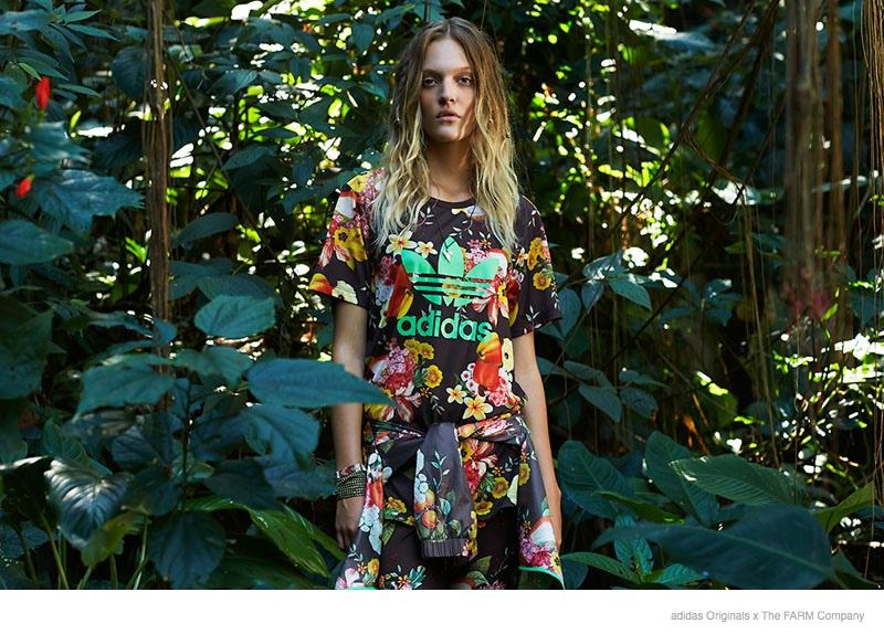 adidas originals farm company clothing 2014 02 adidas Originals & The Farm Company Brazil Collaborate for Winter 14