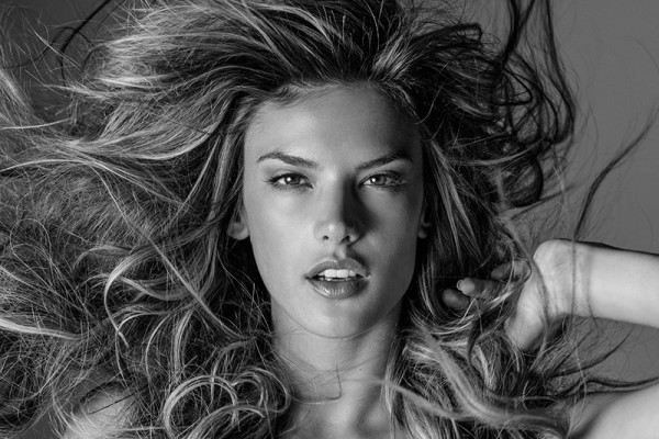 "Alessandra Ambrosio for ""Angels"" by Russell James"