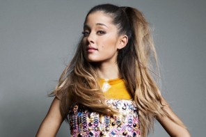 Ariana Grande Wears Sparkling Dresses for Marie Claire Cover Shoot