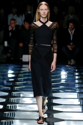 Balenciaga Spring 2015: Luxe Sport