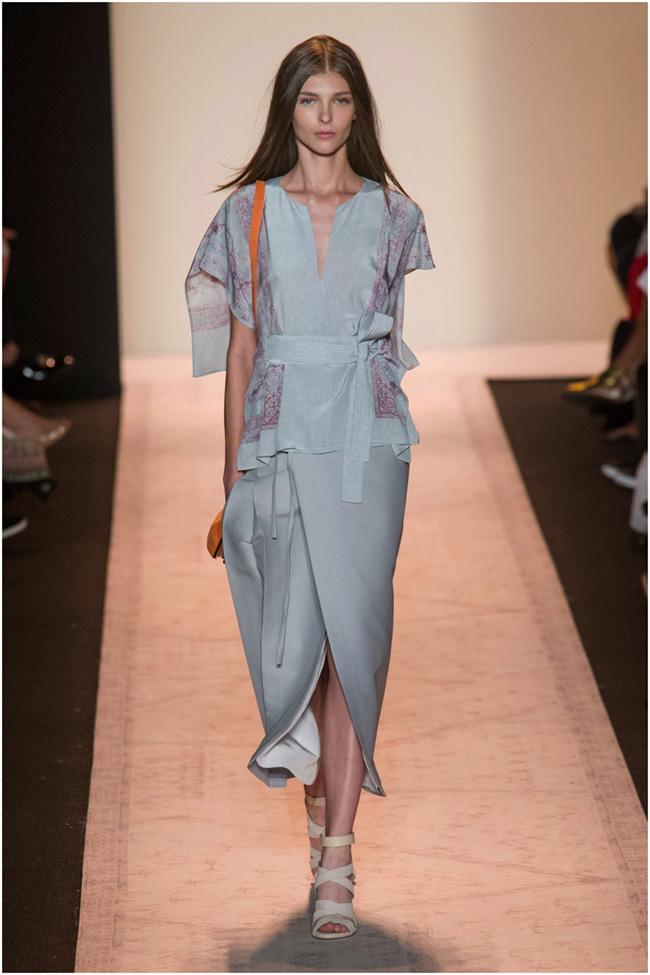 bcbg max azria 2015 recap New York Fashion Week Spring/Summer 2015 Day 1 Recap | Honor, Coach, BCBG Max Azria + More