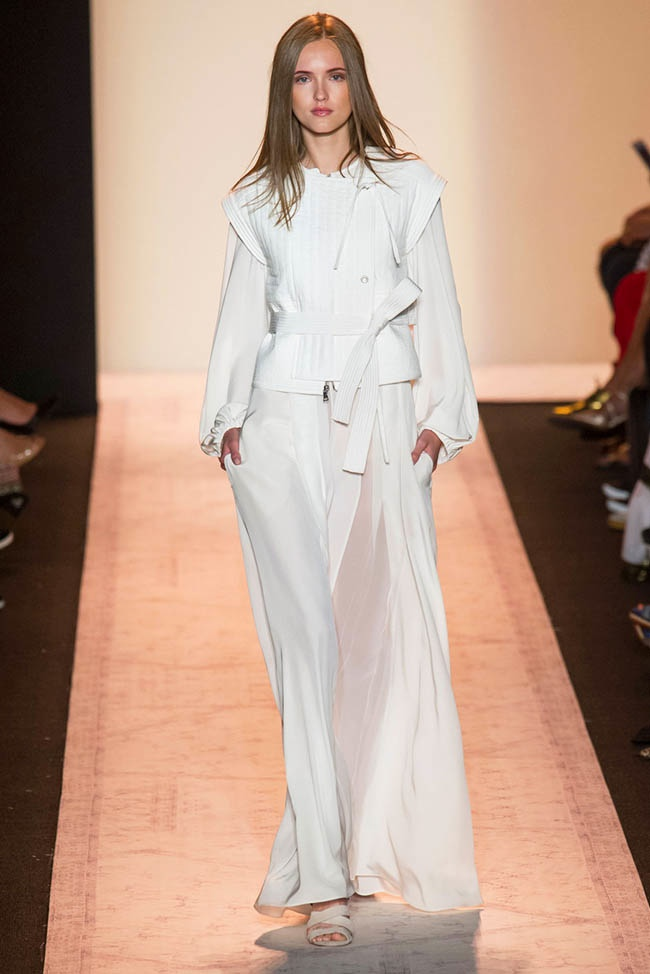 New York Fashion Week Spring 2015 Schedule Dates