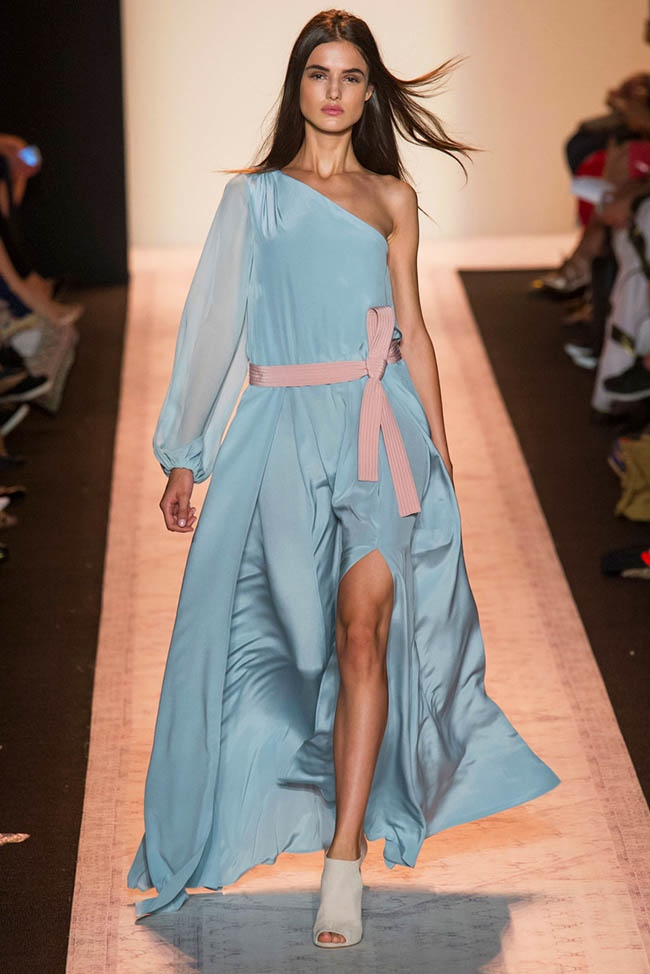 4 Spring/Summer 2015 Trends From New York Fashion Week