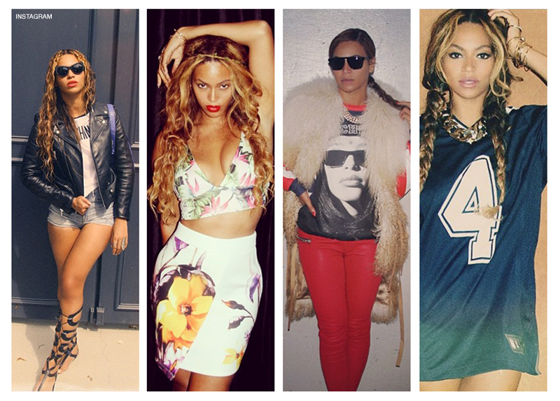 TBT | Birthday Girl Beyonce's Most Stylish Instagrams