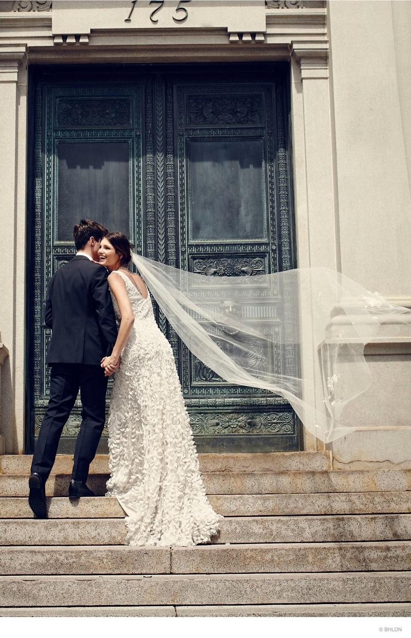BHLDN Launches New York Wedding Shoot with Ava Smith