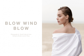 "FGR Exclusive | Elise van't Zand by David Cohen de Lara in ""Blow Wind Blow"""