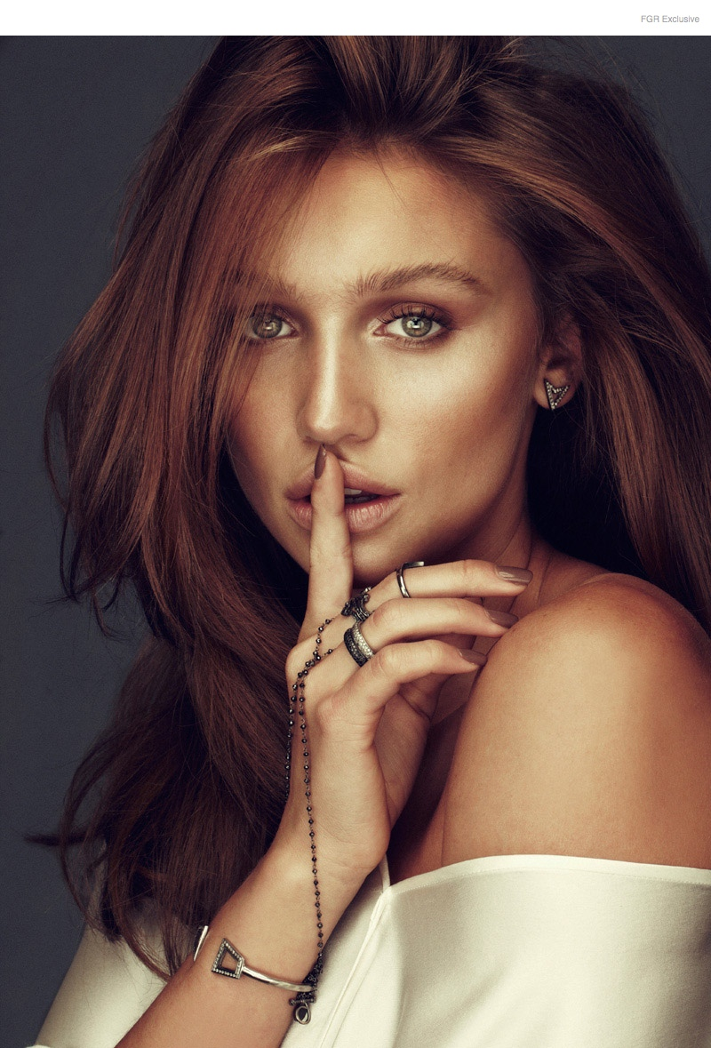 FGR Exclusive : Cailin Russo by Trever Hoehne in u0026quot;Glam Factoru0026quot;