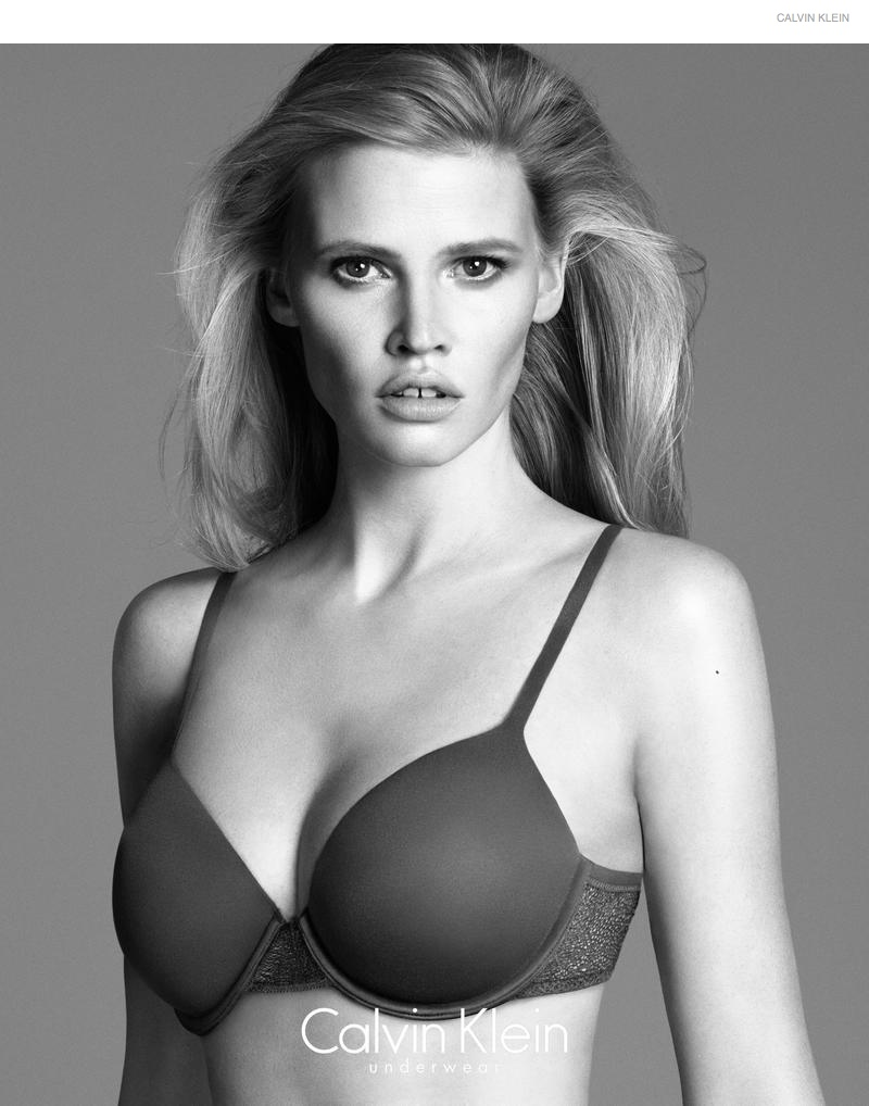 Lara Stone, Jourdan Dunn + More for Calvin Klein Underwear 2014 Ads