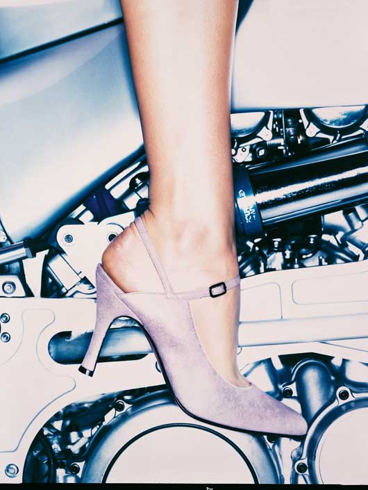 Casadei F/W 19995 Campaign by Nick Knight