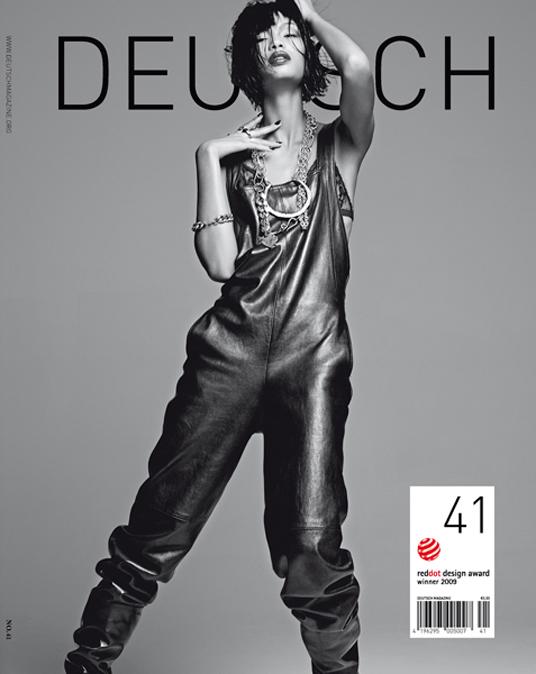 Deutsch | Chanel Iman by David Roemer