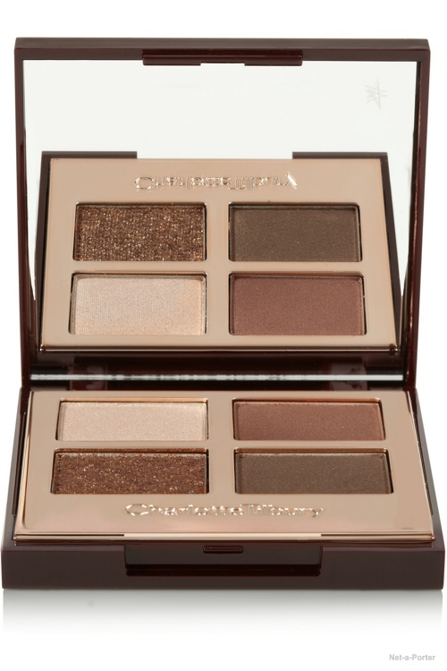 Charlotte Tilbury Luxury Palette Color Coded Eye Shadow - The Dolce Vita available at Net-a-Porter for $52.00