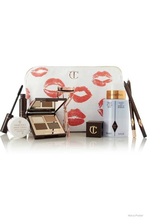 Charlotte Tilbury Deluxe Bigger, Brighter Eyes Set available at Net-a-Porter for $195.00