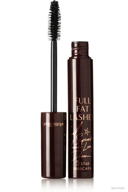Charlotte Tilbury Full Fat Lashes 5 Star Mascara - Glossy Black available at Net-a-Porter for $29.00