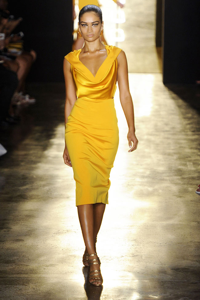 2015 Spring Fashion Shows Cushnie et Ochs