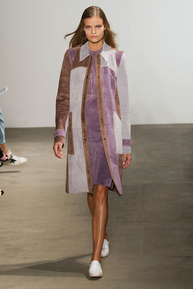 New York Fashion Week Spring/Summer 2015 Day 4 Recap | DKNY, Derek Lam, DVF + More