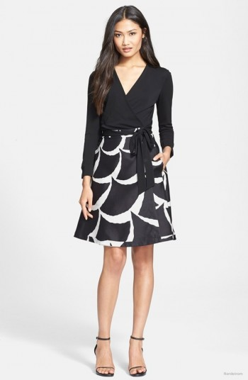 New Arrivals: Diane Von Furstenberg's Fall 2014 Collection