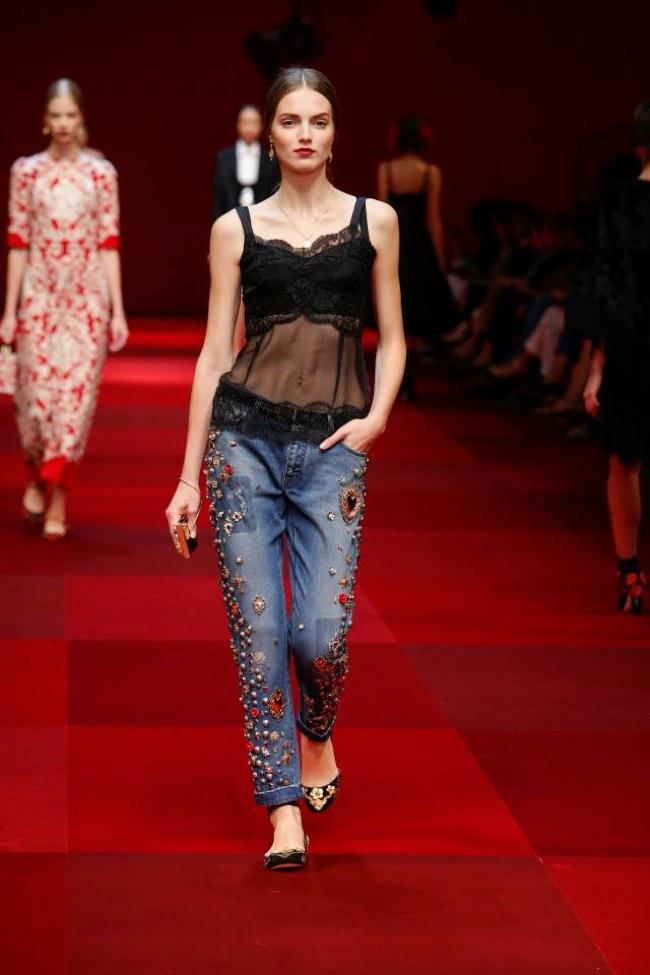 4 Spring/Summer 2015 Trends From Milan Fashion Week