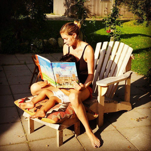 doutzen book Instagram Photos of the Week   Candice Swanepoel, Lara Stone + More Models