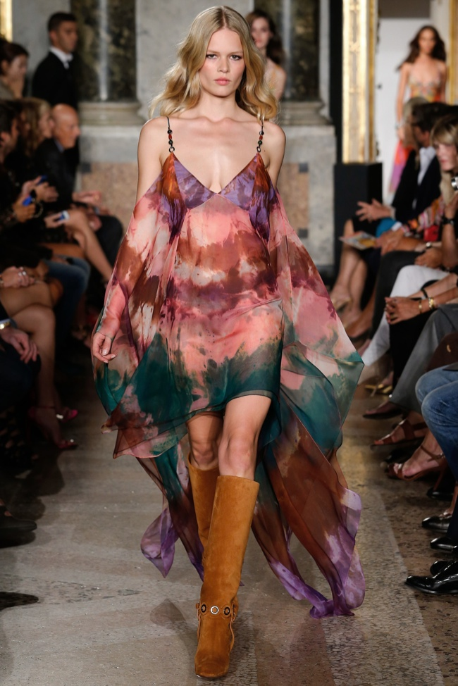 4 Spring/Summer 2015 Trends From Milan Fashion Week ...
