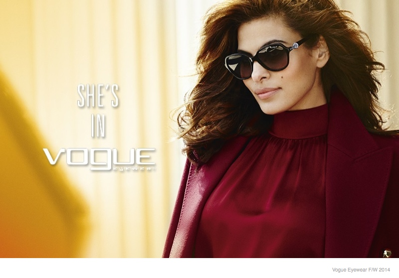 Eva Mendes for Vogue E...