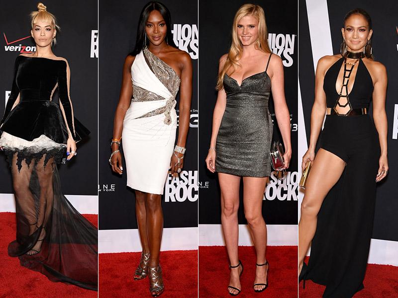 Fashion Rocks 2014: Jennifer Lopez, Naomi Campbell, Rita Ora + More Stars