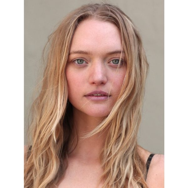 Gemma Ward looks fresh-faced for her comeback. Image: IMG Models/Instagram