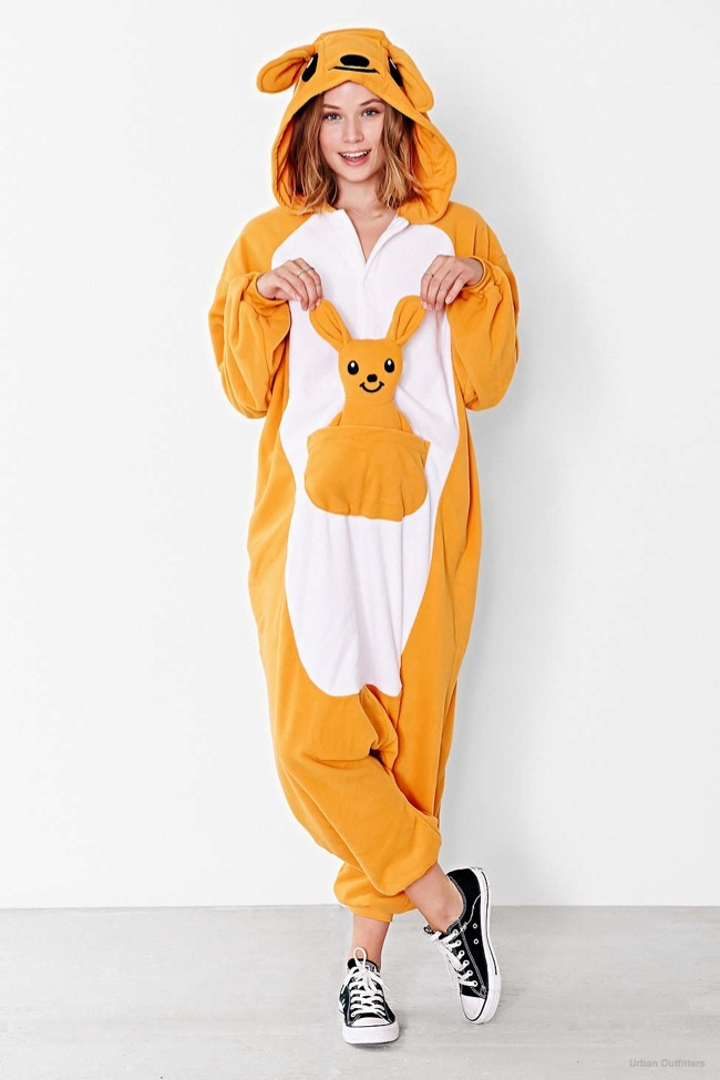 Kigurumi Kangaroo Costume