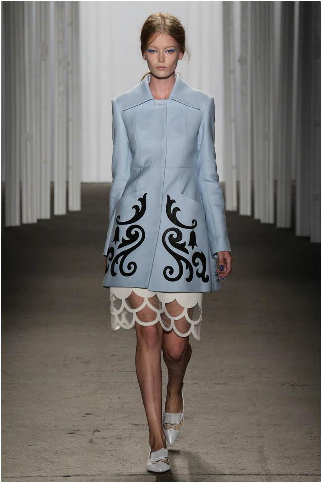 New York Fashion Week Spring/Summer 2015 Day 1 Recap | Honor, Coach, BCBG Max Azria + More
