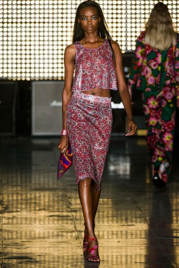 House of Holland's Flower Power for Spring 2015