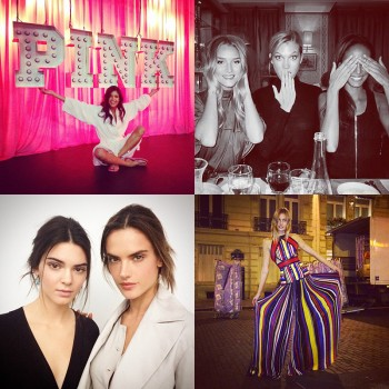 Instagram Photos of the Week | Sara Sampaio, Kendall Jenner + More Models