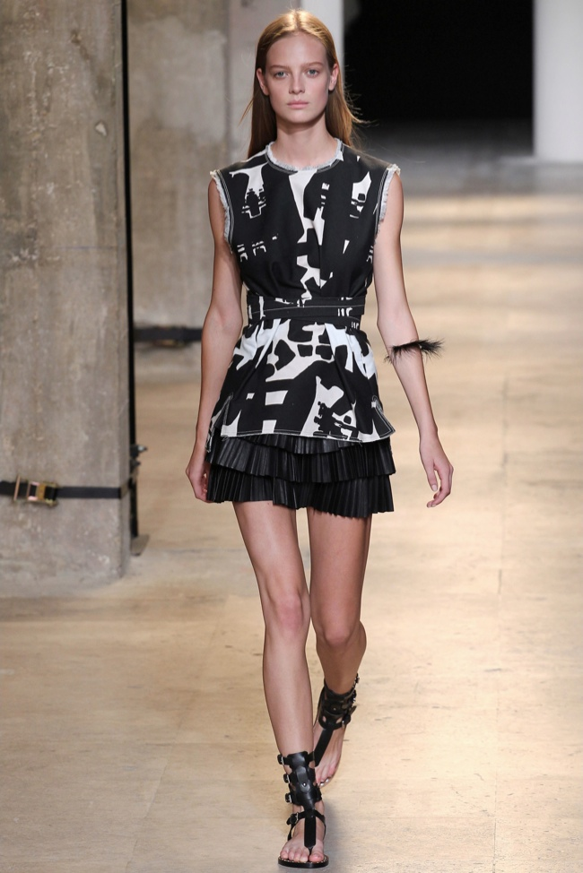 Isabel Marant Spring 2015: Tribal Cool