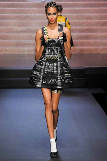 Jean Paul Gaultier Spring 2015: A Farewell to Ready-to-Wear