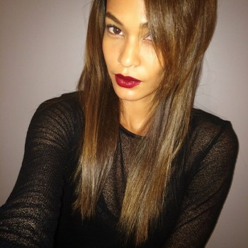 Joan Smalls Collaborates with Estee Lauder on Lipstick Line