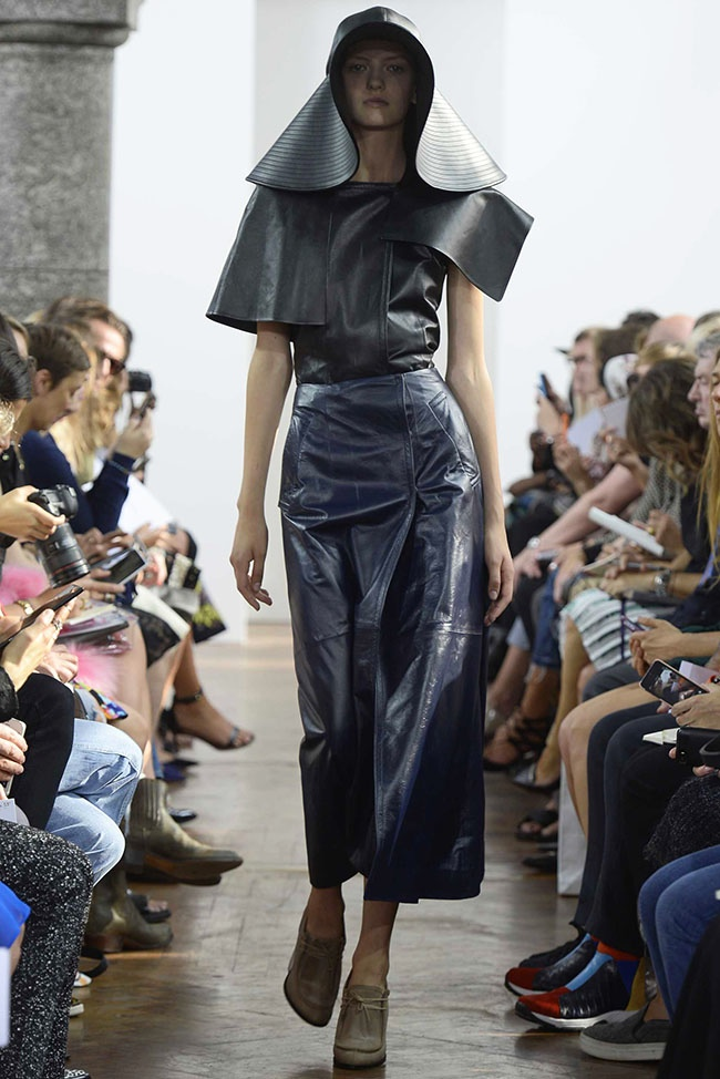 J.W. Anderson Goes Parisian for Spring 2015
