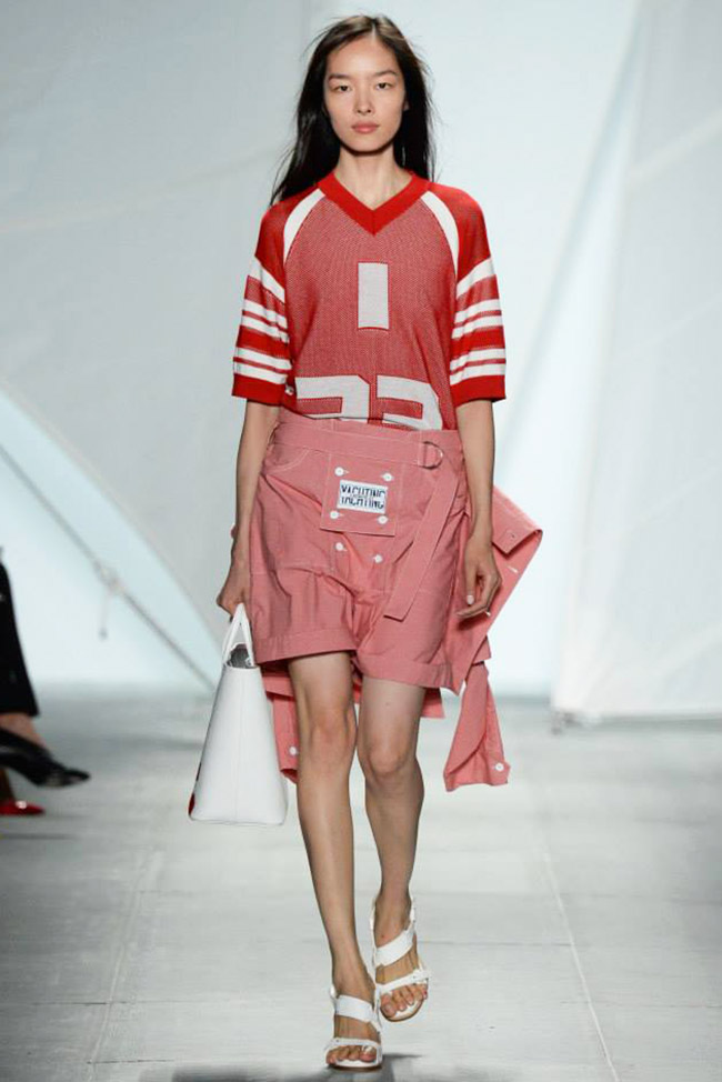 Lacoste, Herve Leger, Prabal Gurung: New York Fashion Week ...
