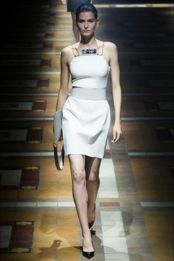 Lanvin Spring 2015: A Lesson in Elegance